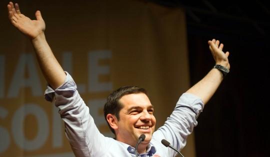 "Europopulismi, il paradosso della Grecia: nessuno contro la Ue<span itemprop=""articleBody""><br /></span>"