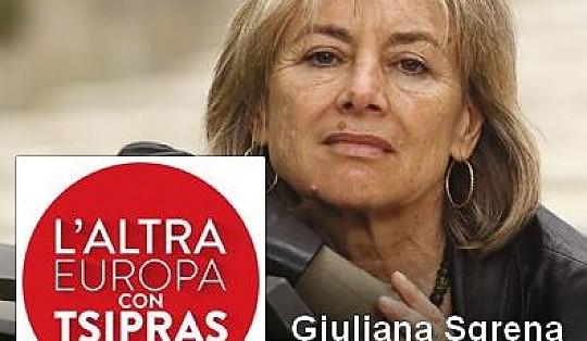 """Giuliana Sgrena candidata per Tsipras, minacce e insulti su Facebook: """"Guardati le spalle"""""""