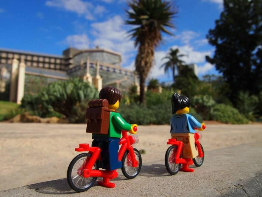 Vacanze di Lego: la cartolina è un giocattolo