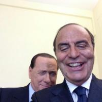 Vespa-Berlusconi: l'autoscatto a Porta a Porta