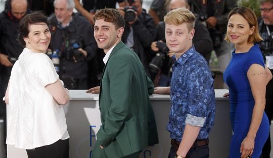 """Cannes, il regista più giovane: Xavier Dolan con """"Mommy"""""""