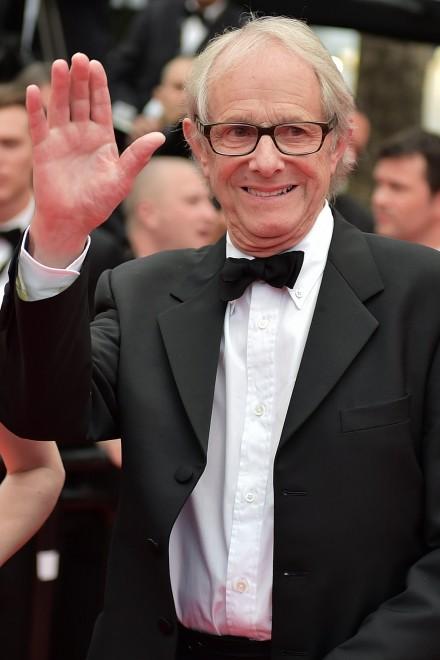 """Cannes, tappeto rosso per Ken il rosso: Loach e il suo """"Jimmy's Hall"""""""