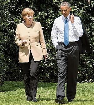 In economia Obama surclassa la Merkel e l'Eurozona perde mille miliardi l'anno