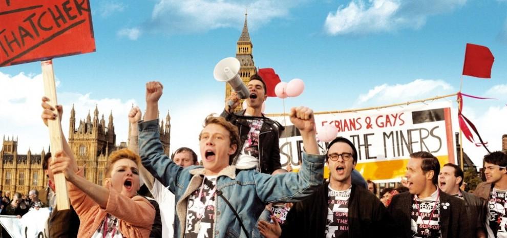 """Cannes, la Palma Gay va a """"Pride"""", film sui minatori britannici"""