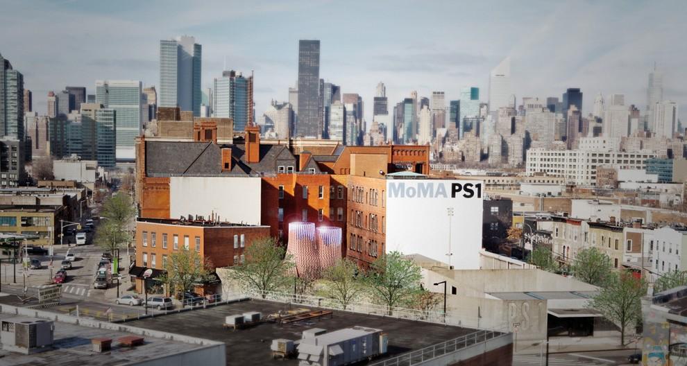 New york al moma la prima architettura al mondo for New york architettura