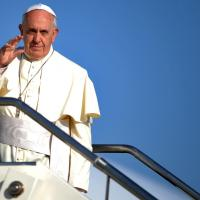 Giordania, Papa Francesco incontra Abdallah II e la regina Rania