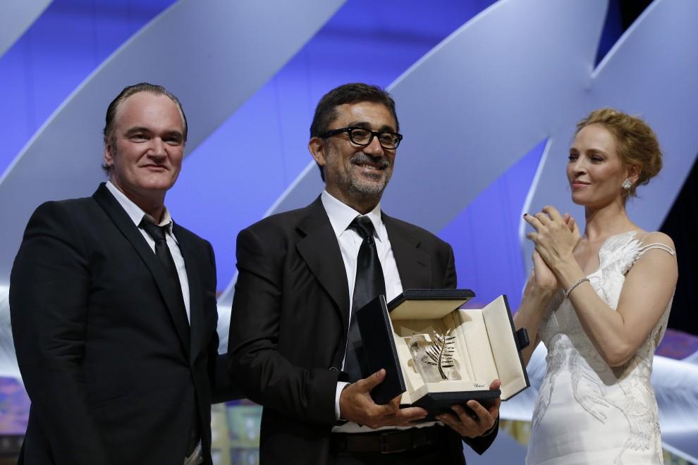 Cannes 2014, l'emozione dei vincitori