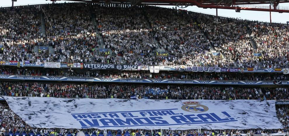 Real Madrid-Atletico Madrid, il film della partita