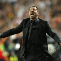 Atletico Madrid, Simeone: ''Squadra comunque grande''