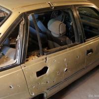 Ucraina, l'auto che trasportava Rocchelli
