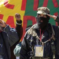 Il subcomandante Marcos lascia la guida dell'Esercito zapatista