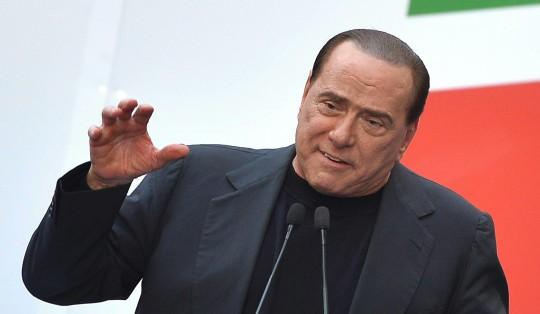 Poco sopra il 16%, per Berlusconi inizia il tramonto