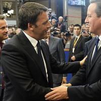 """Vertice a Bruxelles, Renzi: """"Cambiare l'Europa, siamo nella giusta direzione"""""""
