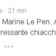 Salvini twitta: in volo con Grillo, lunga chiacchierata