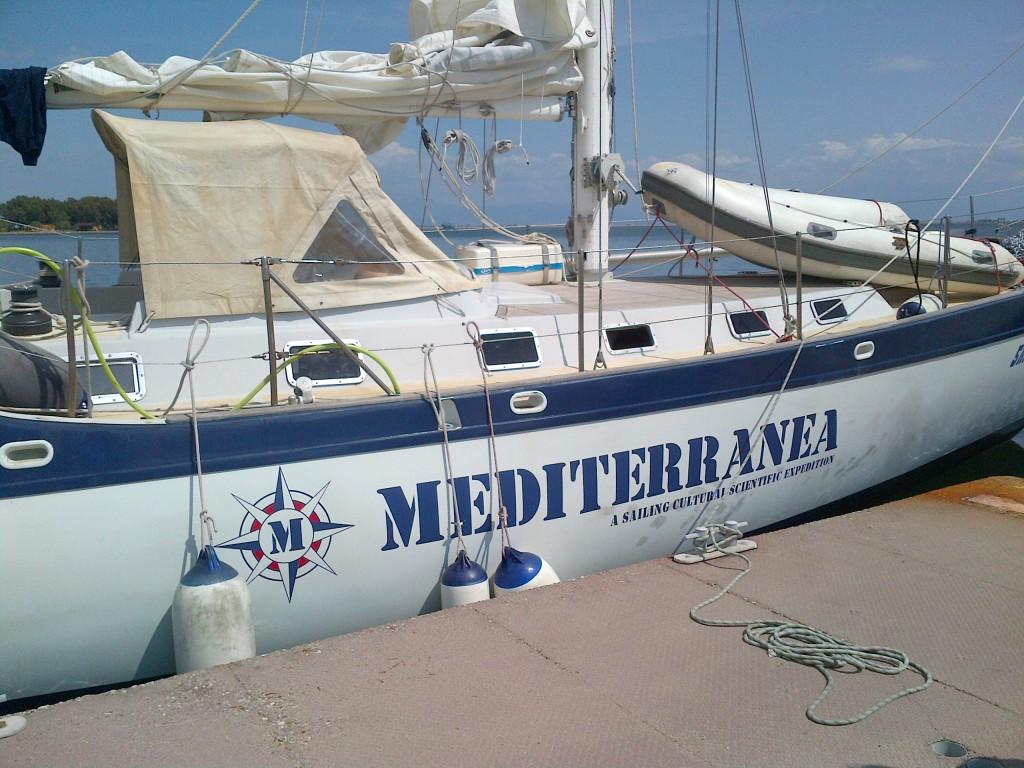 Plastic Busters su Mediterranea