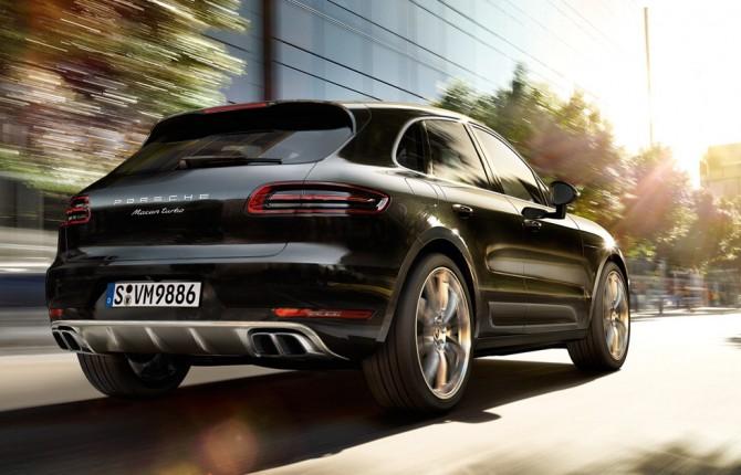 Porsche, richiamo per 2.500 nuove Macan