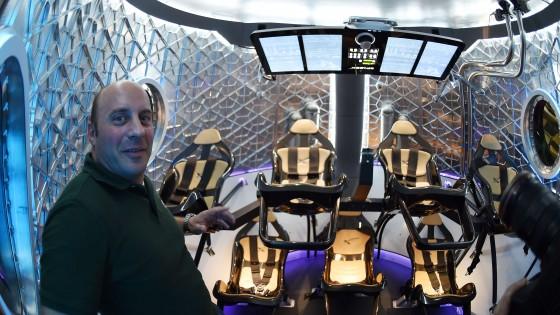 """Dragon, il """"taxi"""" dello spazio. Dal 2017 potrebbe portare gli astronauti in orbita"""