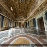 Il Quirinale mai visto, tour virtuale in 3D