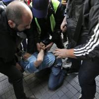 Turchia, scontri per l'anniversario della protesta a Gezi Park