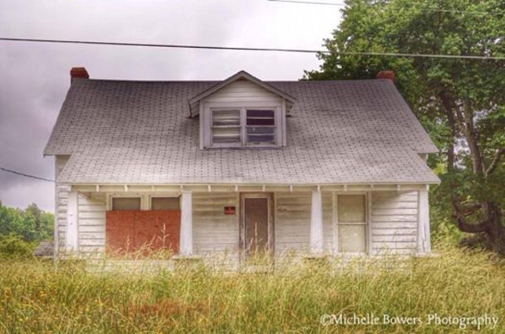 Stati Uniti, la fotografa delle case fantasma