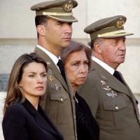 Il secolo turbolento della Spagna, cronologia