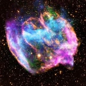 Riprodotta in laboratorio l'esplosione di una supernova