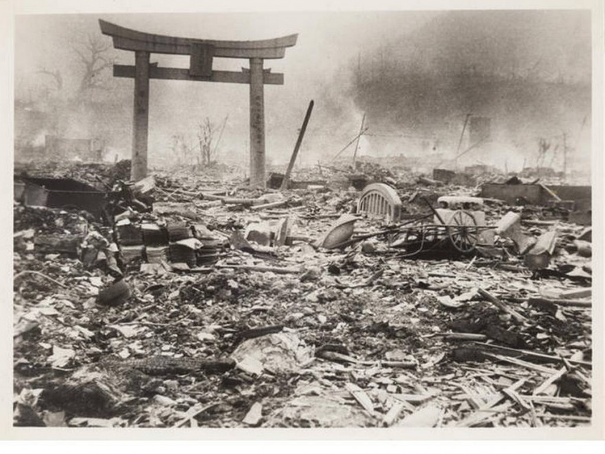 Nagasaki, the day after: le foto inedite del giorno dopo l'atomica