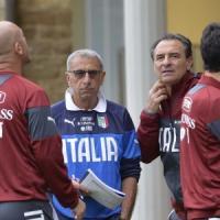 Nazionale, Castellacci: ''Nessuna pubalgia per Balotelli. Rossi? Non era in forma''