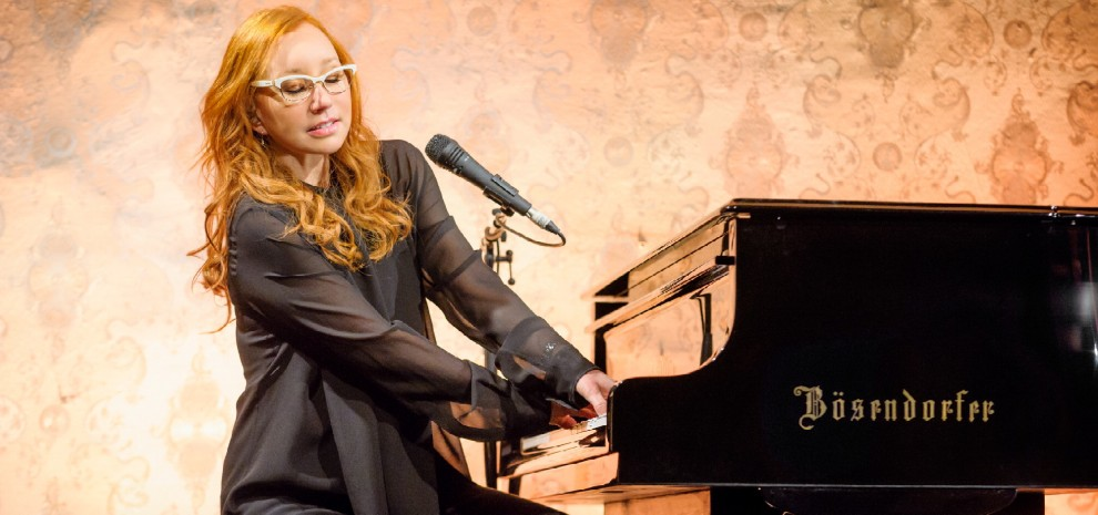 """Tori Amos: """"Ho cinquant'anni, voglio rockare il mondo con la mia Natasha"""""""