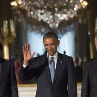 """G7, Obama: """"L'Europa parli a una voce sola sulla crisi ucraina"""""""