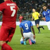 Italia-Lussemburgo 1-1, gli azzurri deludono col mondiale alle porte