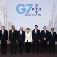 G7, Russia assente nella foto di famiglia