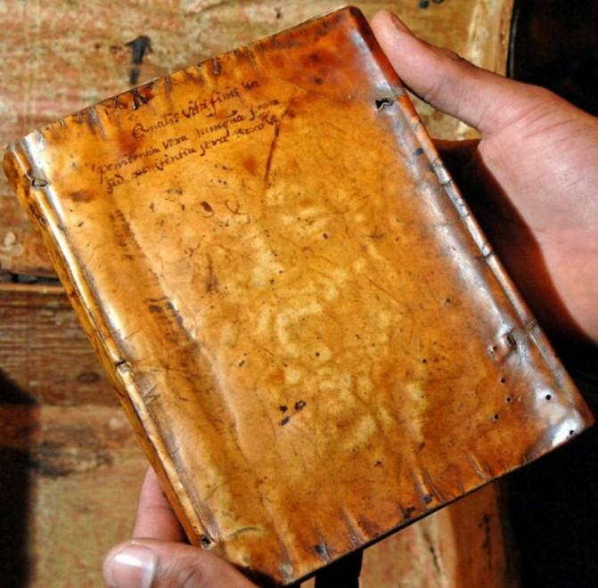 Libro rilegato in pelle umana, la scoperta di Harvard
