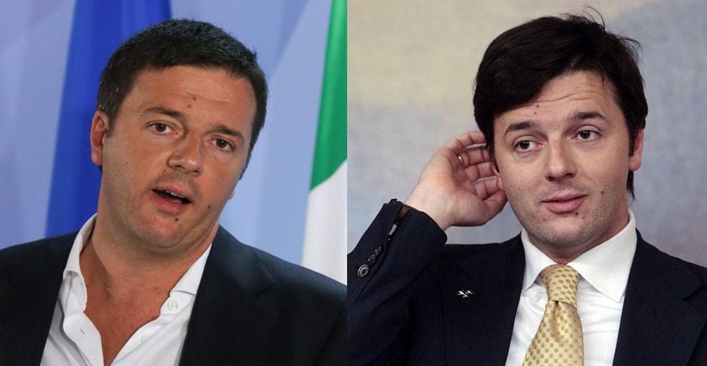 I primi 100 giorni di Renzi: effetto Obama, i capelli imbiancano