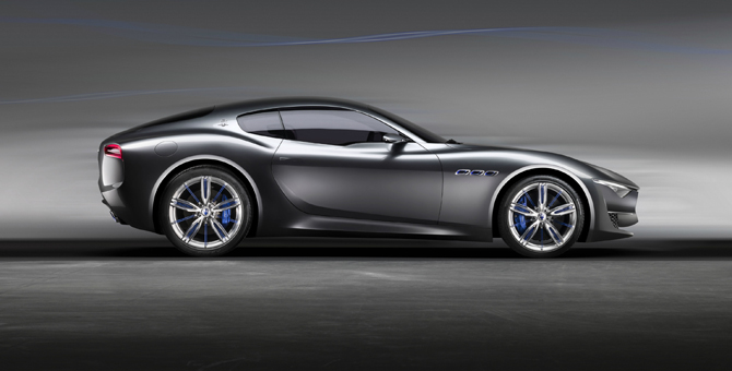 Centenario Maserati, a settembre il raduno