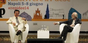 Anagrammare l'Italia per riscriverla    video    Dialogo Bartezzaghi-Varzi