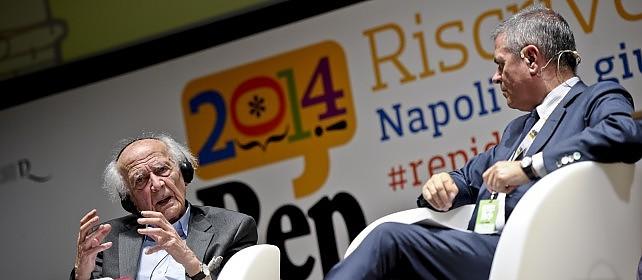 """Bauman-Mauro: """"Nella società liquida si disperde la sfera pubblica"""" -  video"""