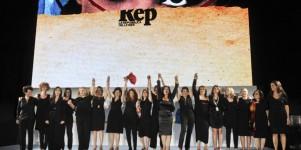 """""""Ferite a morte"""", il teatro di   Serena Dandini contro il femminicidio"""