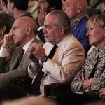 Renzi a Napoli per la Repubblica delle idee: il parterre