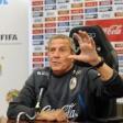 Uruguay, primo allenamento per Suarez. Tabarez: ''Fiduciosi sul suo recupero''