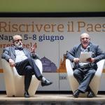 """Carlo Petrini e Marino Niola: """"Lottiamo per una Campania felice. Oltre"""