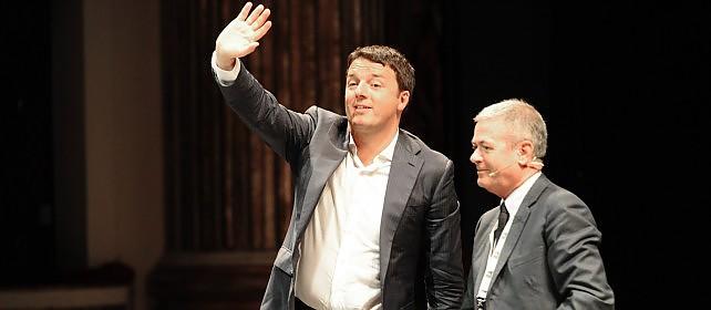 """Renzi: """"Corruzione, anche il Pd ha le sue colpe legalità torni valore. Venerdì provvedimenti""""    vd"""