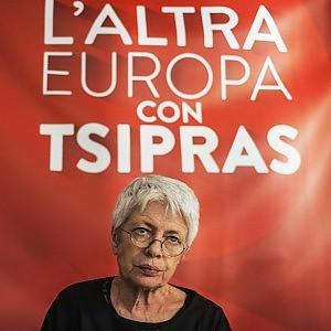 """Lista Tsipras, la Spinelli andrà a Strasburgo. Maltese: """"Meglio lei di Iva Zanicchi"""""""