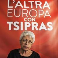 Lista Tsipras, la Spinelli andrà