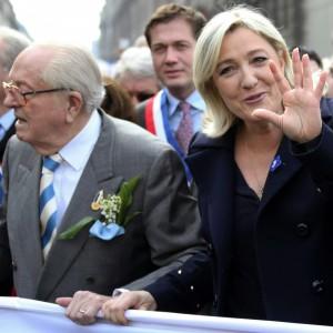Antisemitismo, Marine Le Pen censura il padre Jean-Marie