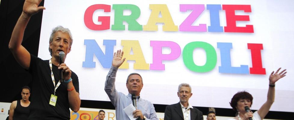 """Repubblica delle Idee chiude con la musica Ezio Mauro: """"Napoli, 4 giorni irripetibili"""""""