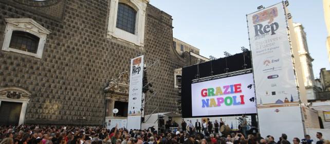 "Ezio Mauro: ""Napoli, 4 giorni irripetibili"""
