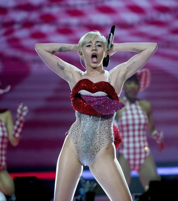 Miley Cyrus, live esagerato a Milano