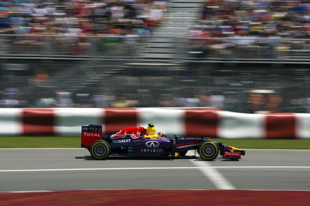 F1, Daniel Ricciardo trionfa al Gp del Canada