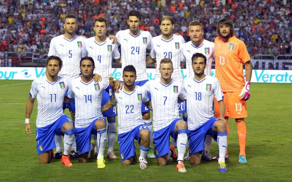 Fluminense-Italia, il film della partita